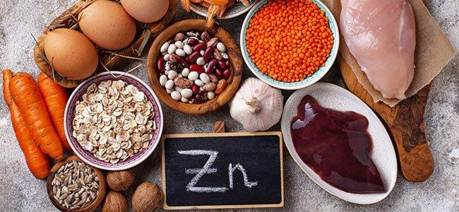 Aliments les plus riches en Zinc